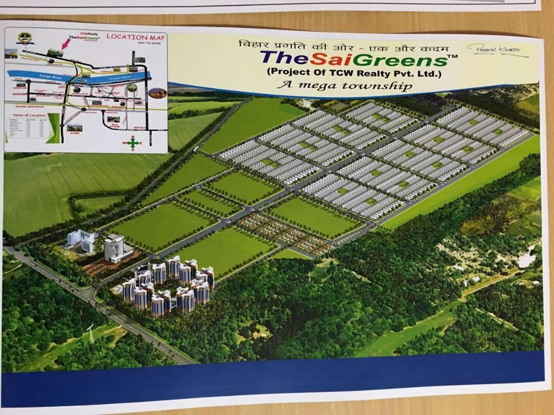 Plots in TCW/The Sai Greens Naya gaon, Bihar
